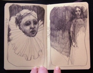 Sketchbook Sunday